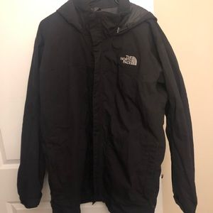 The North Face Heavy Hooded Jacket